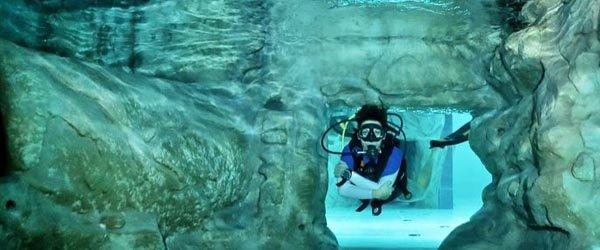 SPA Day & Dive Y-40
